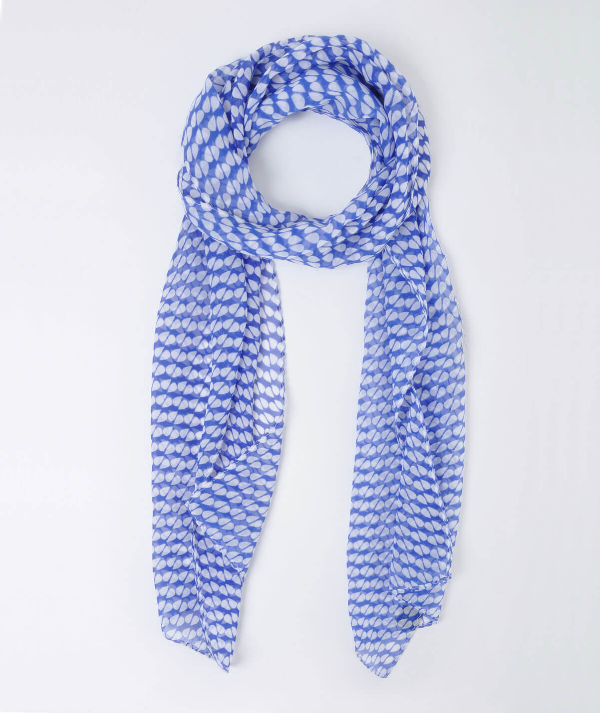 Patterned Scarf Disley